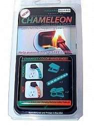Chameleon Cable Clips/Wraps