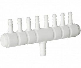 Plastic Air Manifold (8-out)