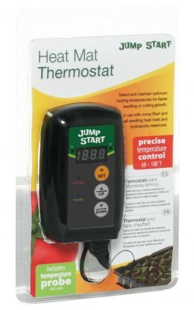 Digital Temp Control 4 Heat Mat