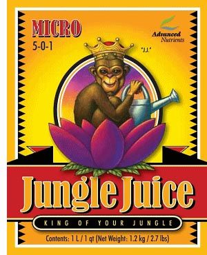 AN Jungle Juice Micro, 4 L