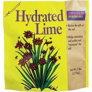 Bonide Hydrated Lime, 5 lb.