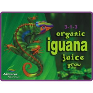AN Iguana Juice Grow, 10 L