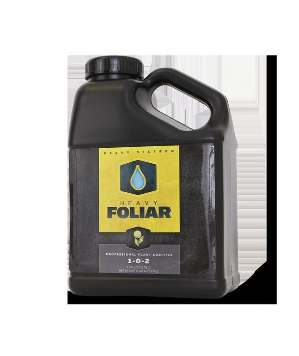 Heavy 16 Foliar, 8 oz. (250 mL)