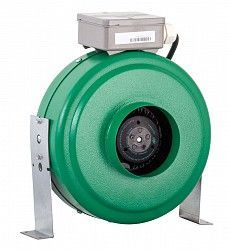 Active Air Inline, 4″ (165 CFM)