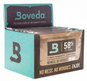 Boveda 58% RH, 67 grams (LARGE)