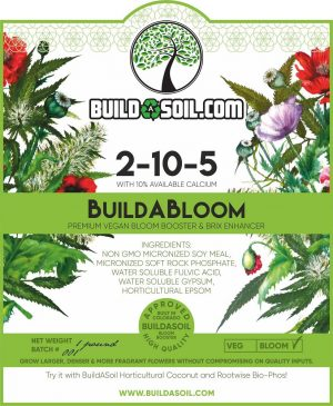 BAS BuildABloom, 1 lb. Bag