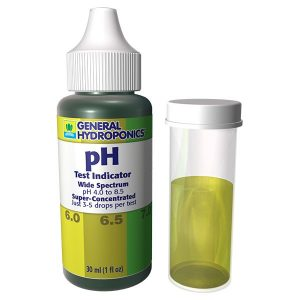 GH pH Test Kit, 1 oz.