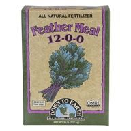 DTE Feather Meal (12-0-0), 5 lb