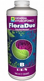 GH Flora Duo B (BLOOM), 1 qt.