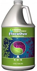 GH Flora Duo A (GROW), 1 gal.