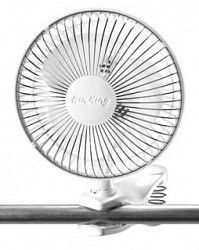 Air King Clip Fan, 6″