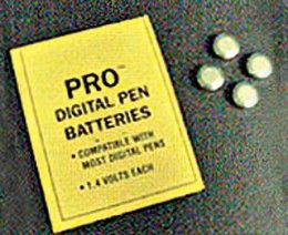 Batteries for PH/TDS/Thirsty