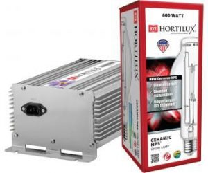 Hortilux Ceramic HPS Kit, 600W