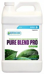 BC Pure Blend Pro Grow, 1 gal.