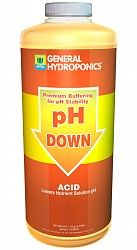 GH pH Down Acid, 1 qt.