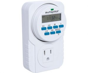 Autopilot Single Digital Timer