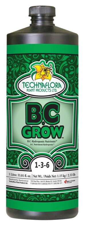 Technaflora B.C Grow, 1 L