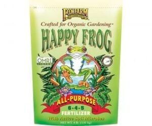 Happy Frog All-Purpose, 4 lb.