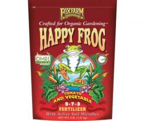 Happy Frog Tomato & Veg., 4#