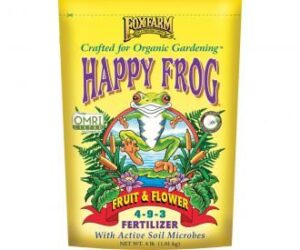 Happy Frog Fruit & Flower, 4 lb