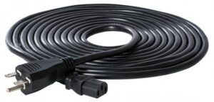 Ballast Power Cord, 20′ (240V)