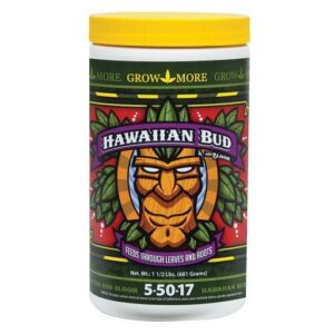 Grow More Hawaiian Bud, 1.5#