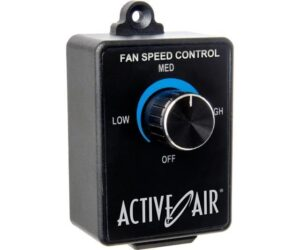 Active Air Speed Adjuster, 5A