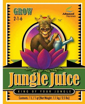 AN Jungle Juice Grow, 10 L