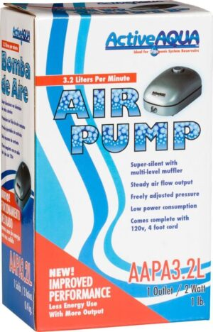 Active Aqua Air, 1 Outlet