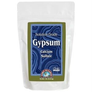 DTE Solution Grade Gypsum, 1 lb