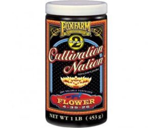 Cultivation Nation Flower, 1 lb