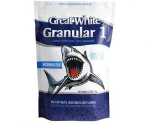 Great White Granular 1, 2.2 lb.