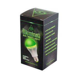 Illuminati Super Green 5W LED