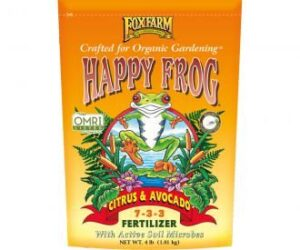 Happy Frog Citrus & Avocado, 4#